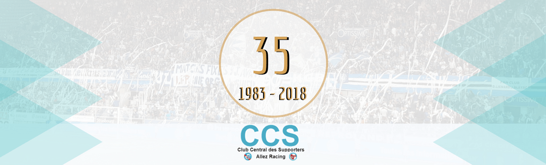 CCS Allez Racing – Club Central des Supporters du Racing Club de Strasbourg Alsace – CCS Allez Racing