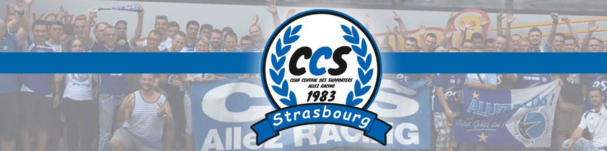 CCS Allez Racing – Club Central des Supporters du Racing Club de Strasbourg Alsace – CCS Allez Racing